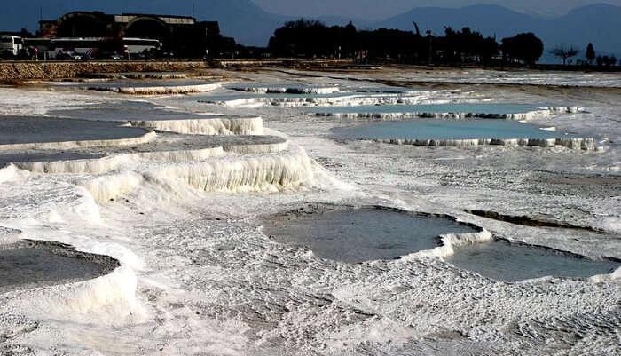 Pamukkale Thermal Spring