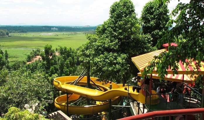 Parks In Trivandrum