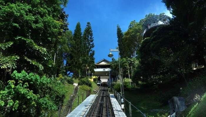 Penang Hill Top