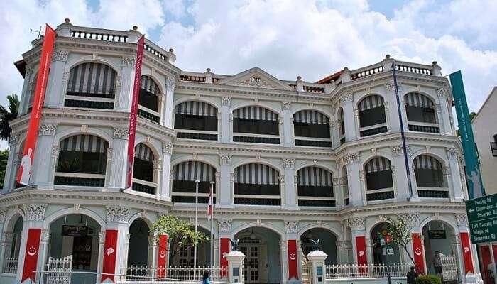 Peranakan Museum in Singapore
