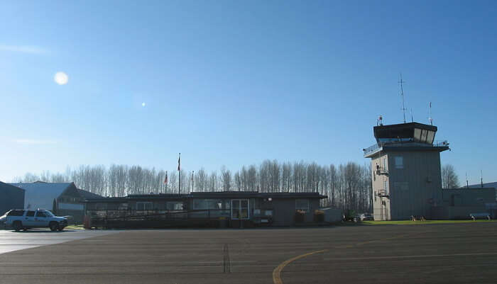Pitt Meadows Regional Airport
