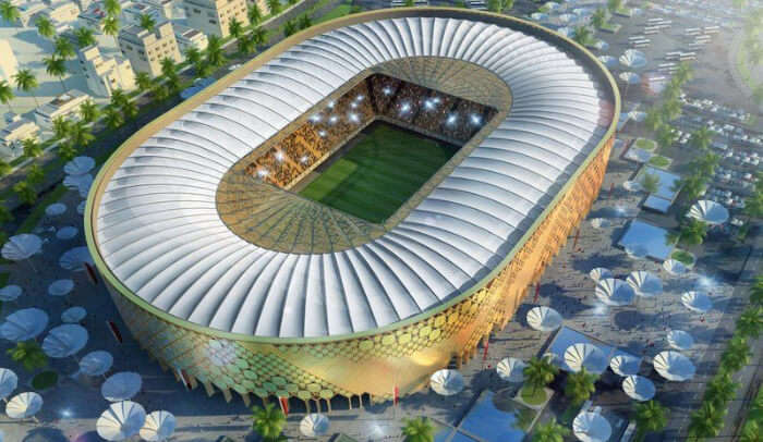 Qatar University Stadium KB6592 FIFA