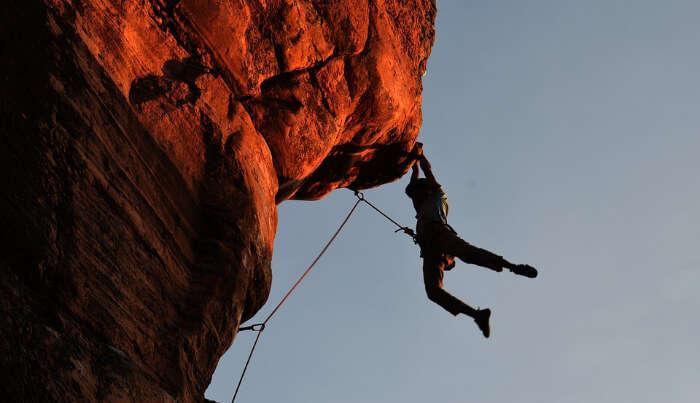 _Rock Climbing