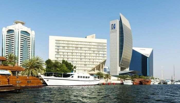 Sheraton Dubai Creek Hotel & Towers now