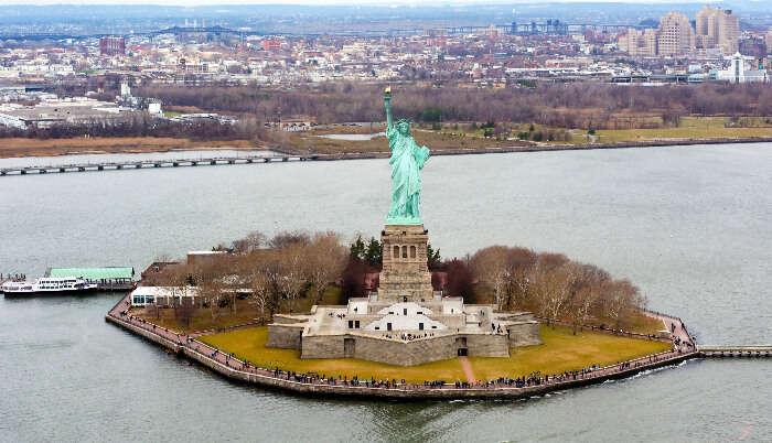 _Statue Of Liberty