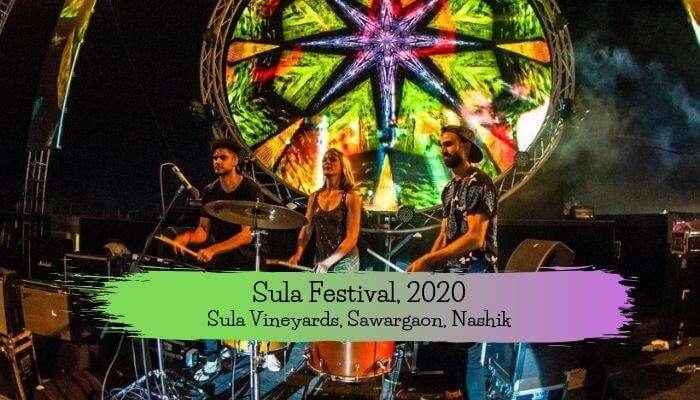 Sula Fest 2020 Nashik, Maharashtra