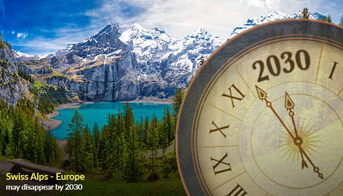 Swiss Alps - Europe