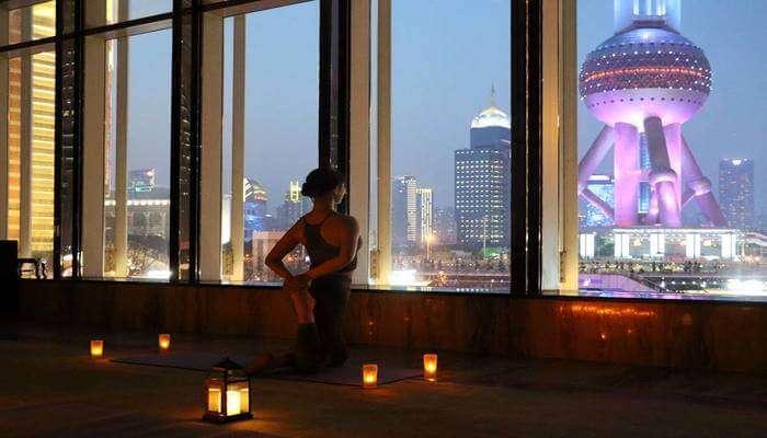 The Ritz-Carlton Spa In Hong Kong
