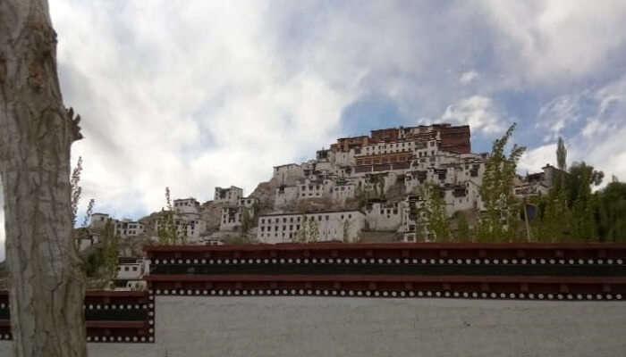 Staute of Maitreya Buddha