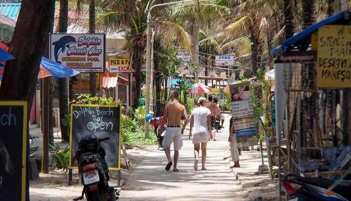 Tips for Thailand in October