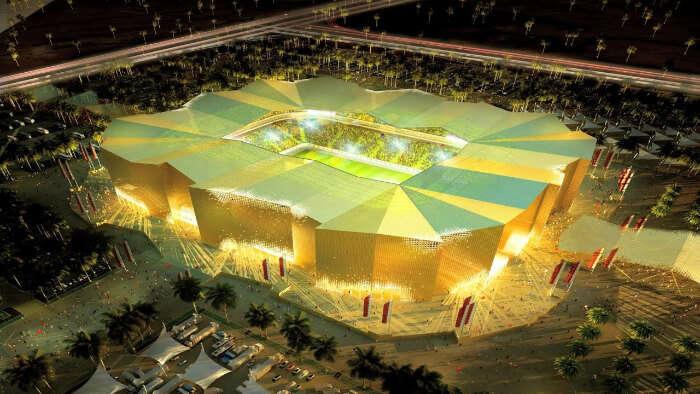 Umm Slal Stadium KB6592