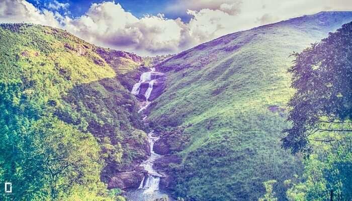 Waterfall Camping & Trekking
