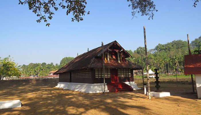 Valliyoorkavu Bhagavathi Temple