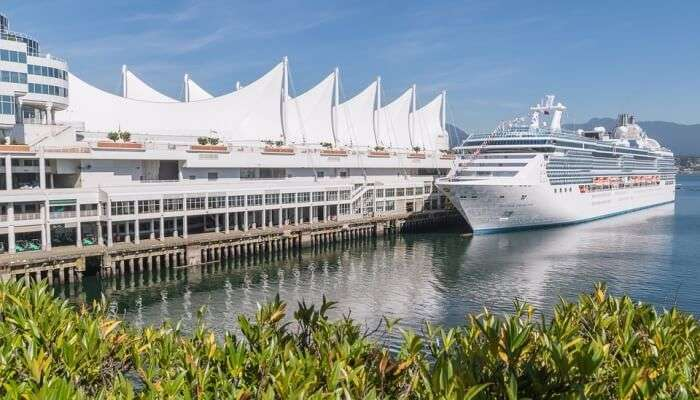 Vancouver Harbor Sightseeing