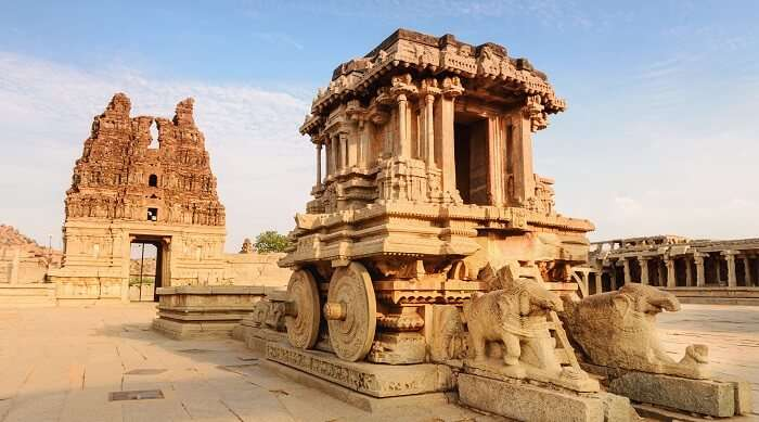 Vijay Vitthal Temple