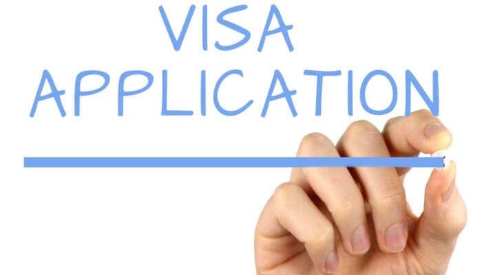 Visa From Center