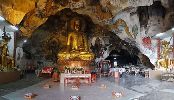 Visit The Cave Temples