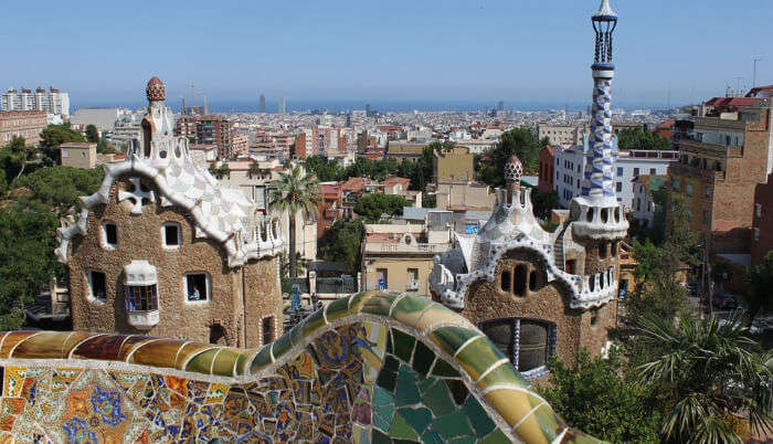 Visit The Popular Park Guell In Barcelona