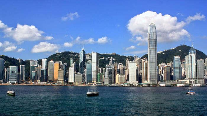 Weather In Hong Kong In December
