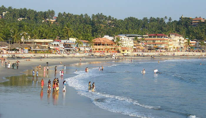 Weather Of Kovalam In December