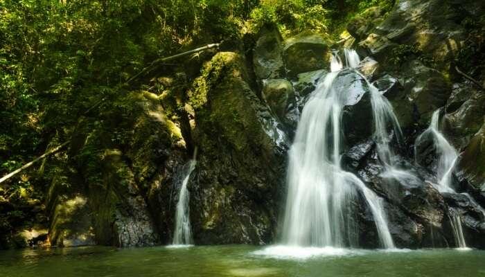 Wimberley Gunj Waterfalls View