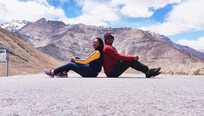 cover - Chetan Ladakh Trip