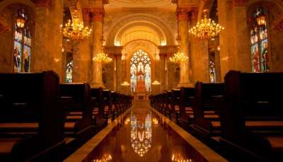 Famous Churches In Hong Kong