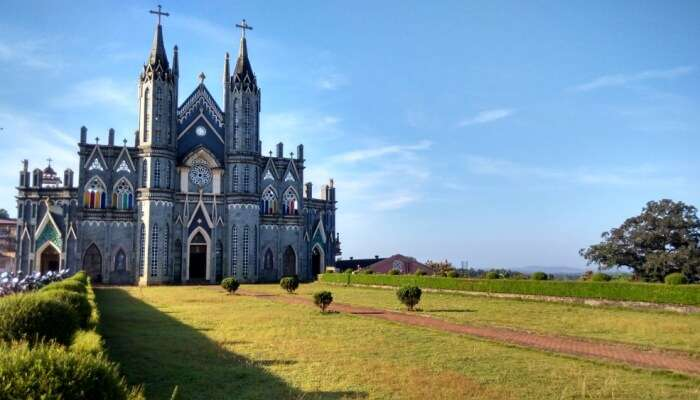 Awesome Churches In Udupi