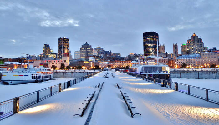 Marvellous Montreal In December