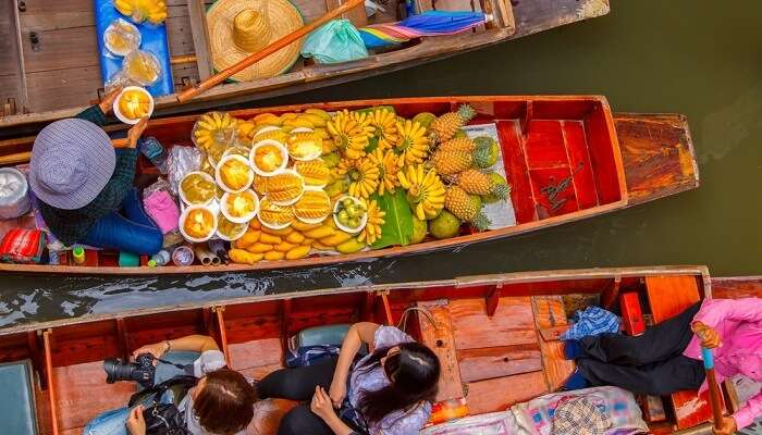Try The Thai Fruits