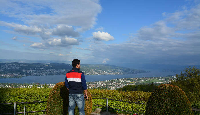 Enjoying Beauty of Switzerland