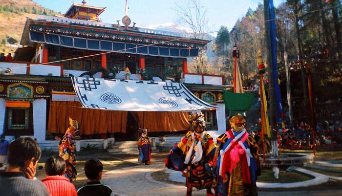 About Losar Festival in Ladakh