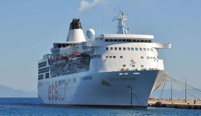 Aegean Paradise Cruise Casino