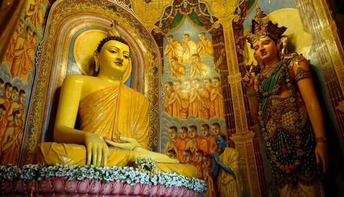 Asokaramaya Temple