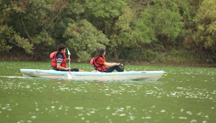 Bhatinda Lake View