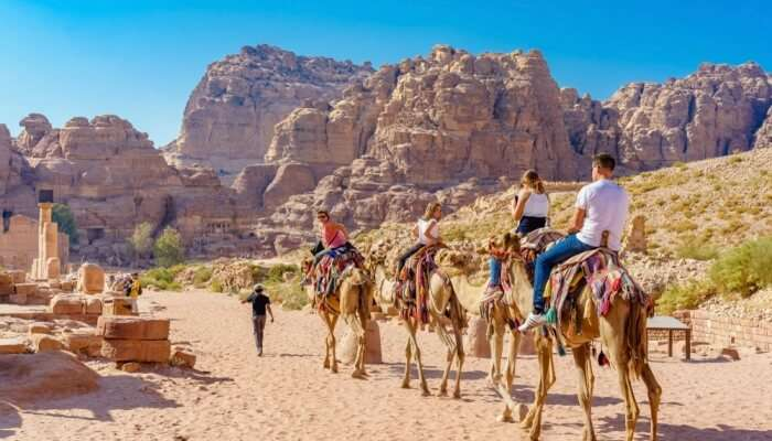 Camel Ride Is A Must