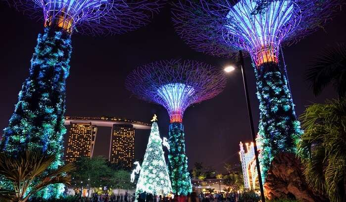 Christmas in Singapore