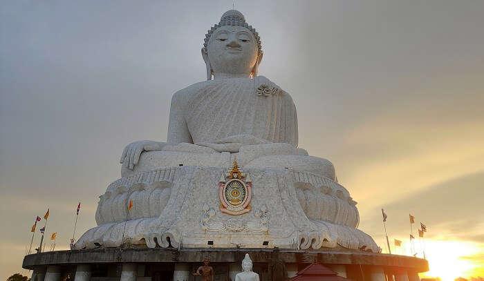 Phuket City Big Buddha