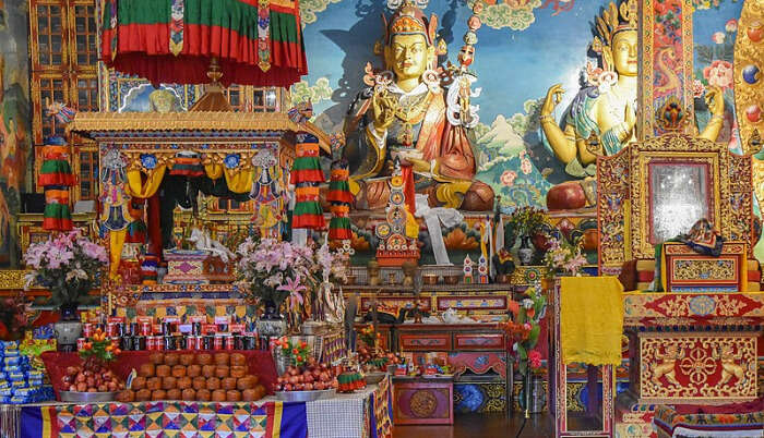 Discover The Buddhist Monasteries
