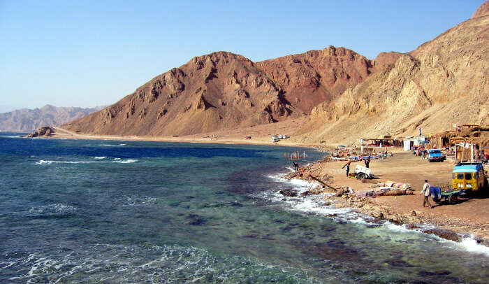 Dive Into The Peace Of Dahab
