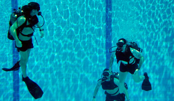 Diving Courses In singapore