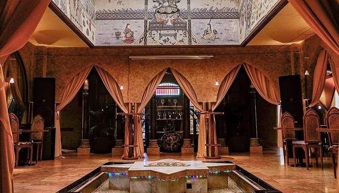 Fez Kinara Dining & Lodge