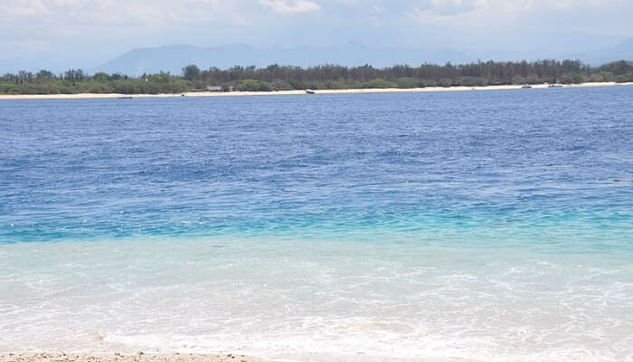 Gili Islands View