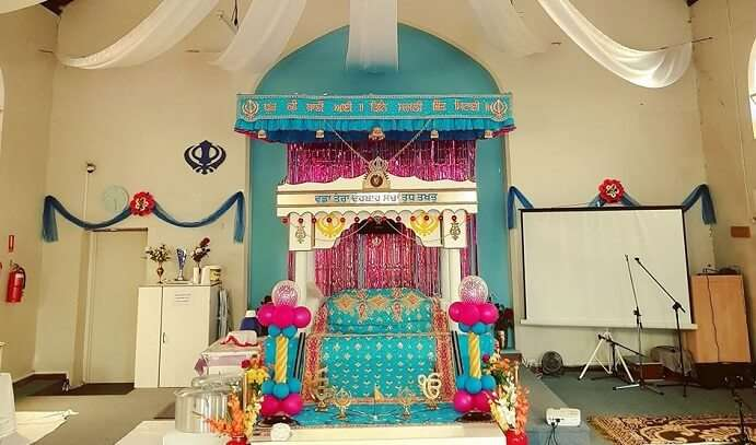Gurdwara Sri Sarbat Khalsa Sahib Adelaide