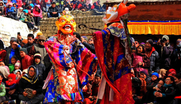 History Of Losar Festival Ladakh