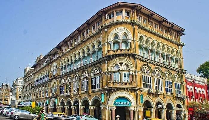 Horniman Circle Mumbai