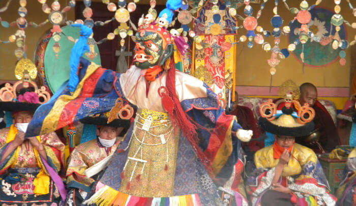 How Is The Losar Festival Ladakh Celebrated