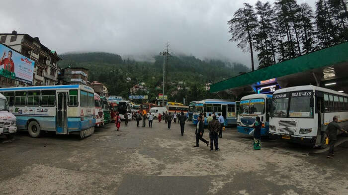 How To Reach Kullu