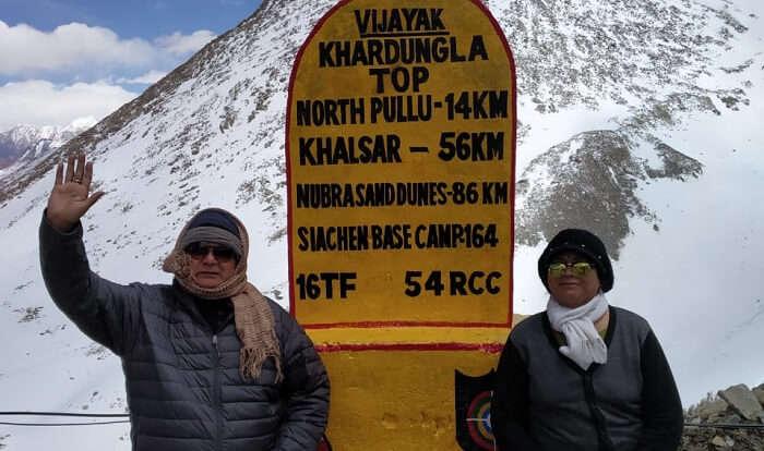 Nubra ValleyKhardungla pass