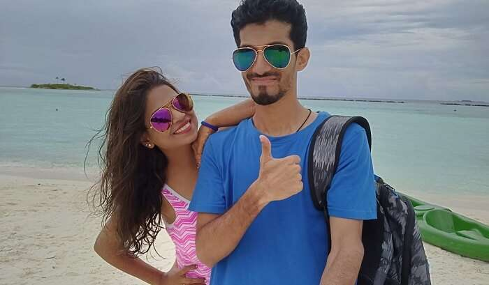 enjoyed our trip to Maldives